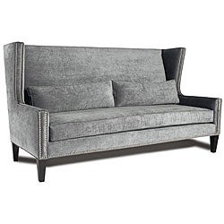 JAR Designs 'The Huntley' Smoke Sofa