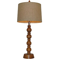 Luisito 1-light Natural Table Lamp