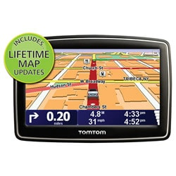 TomTom XL 340M 4.3-inch GPS Navigation System with Lifetime Maps