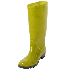 Adi Designs Women's Grass Green Rain Boots