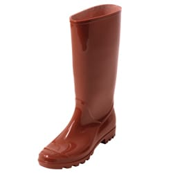 Adi Designs Women&#39;s Milk Chocolate Rain Boots