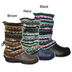 Muk Luks Women's ComforTemp Puddle Boots
