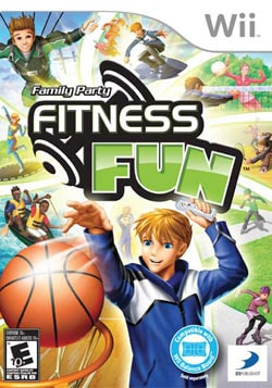 Wii - Family Party: Fitness Fun