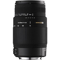 Sigma 70-300MM F4-5.6 DG OS Lens For Nikon