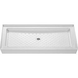 DreamLine Amazon 60x30-inch Tub Replacement Shower Tray
