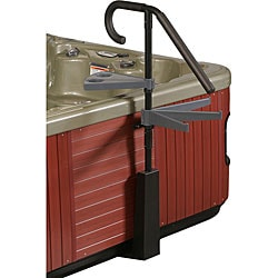 Deluxe Spa Caddy and Handrail