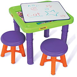 Crayola Sit N Draw Play Table
