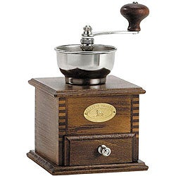 Peugeot 'Bresil' Walnut Coffee Mill