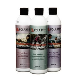 Polartec Powercare Cleaners and Water Repellents
