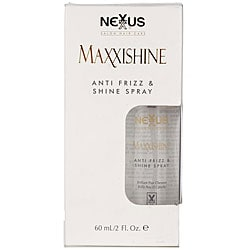 Nexxus 2-ounce Maxxshine Anti Frizz & Shine Spray (Pack of 6)