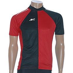 ETA Men's Short-sleeve Black/ White Cycling Jersey