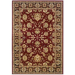Adana Red/ Brown Oriental Rug (2' x 3')