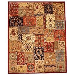 Hand-tufted Lasi Wool Rug (4' x 6')