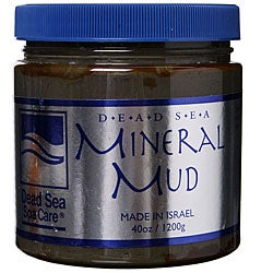 Dead Sea Spa Care 40-oz Dead Sea Mineral Mud (Case of 14)