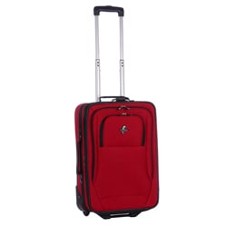 Europa Red 21-inch Single Upright