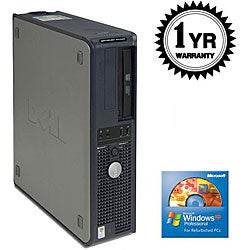 Dell Optiplex 320 Core 2 Duo 2.0 GHz 400 GB Desktop Computer (Refurbished)