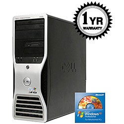 Dell Precision 390 Core 2 Duo 2.0 GHz Tower Computer (Refurbished)