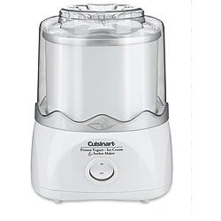 Cuisinart ICE-20FR 1.5-quart Automatic Ice Cream Maker (Refurbished)