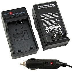 Canon Rebel XS XSi T1i 1000D LP-E5 Battery Charger