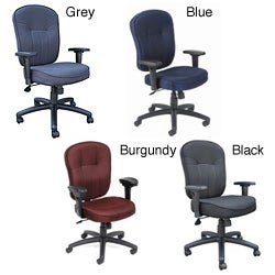 Boss Wild Arm Fabric Task Chair