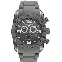 Swiss Legend Men's Commander Grey Dial Chronograph Watch