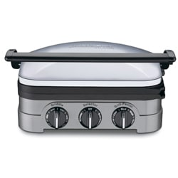 Cuisinart GRID-8FR Multifunctional Gourmet Griddler (Refurbished)