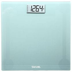 Taylor Silver Square Glass Digital Scale