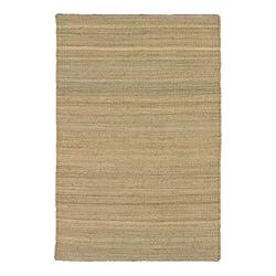 Hand-woven Flat-weave Natural Jute Rug (3'6 x 5'6)