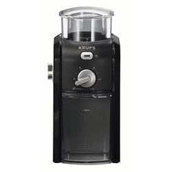 Krups GVX1-14 Black Burr Coffee Grinder