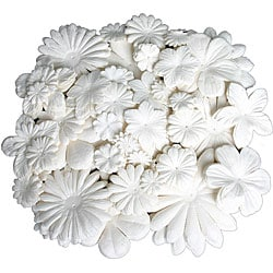Color Me Crazy Flowers (Pack of 360)