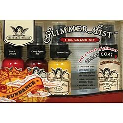 Glimmer Mist 'Sundance' Craft Spray (Pack of 4)