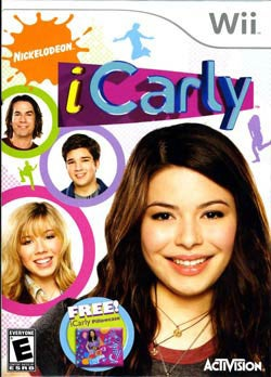 Wii - iCarly (inclues free pillowcase!)