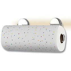 Happy Housewares Magnetic Paper Towel Holder