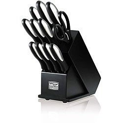Chicago Cutlery Cortland 12-piece Knife Block Set