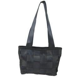 Recycled Porsche Seatbelt Handbag (India)