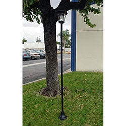 LED Solar Lamp Post