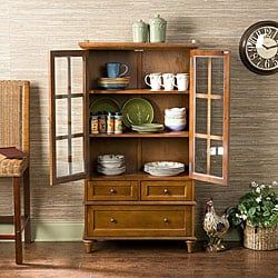 Lauren Walnut Hutch