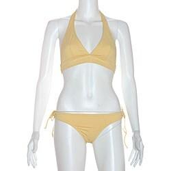 Cot'n by Lucenti Swimwear Women's Gemada Halter Bikini