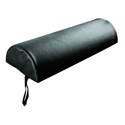 Half Round Black Massage Table Bolster