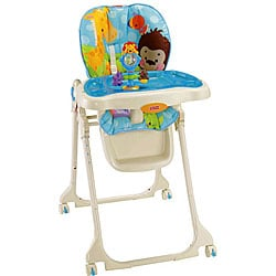 fisher price precious planet sky blue high chair quotes