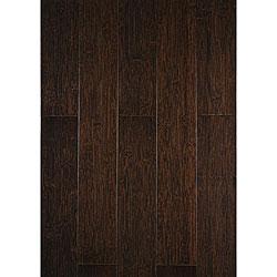 Burnt Mocha 5/8-inch Bamboo Hardwood Floor (23.8 SF)