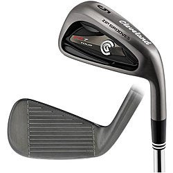 Cleveland Men's CG7 Tour Black Pearl 8-piece Steel Iron Set
