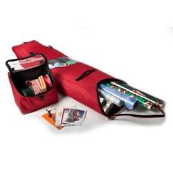 Santa's Bags Door Hanger Present Wrap Storage Bag