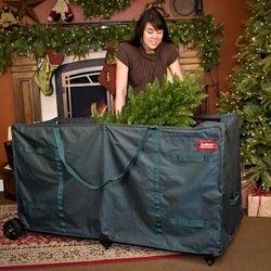 Treekeeper Greenskeeper Large 9- to 12-foot Holiday Tree Storage Bag