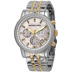 Michael Kors Women's MK5057 Chronograph Watch