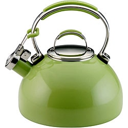 KitchenAid Green Apple Whistling 2-quart Tea Kettle