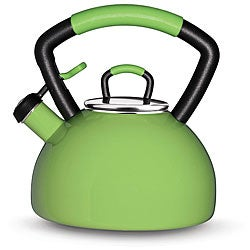 KitchenAid Green Apple Whistling 2.25-quart Tea Kettle