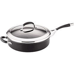 Circulon Elite 12-inch 5-quart Covered Saute