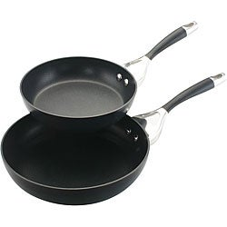Circulon Elite 2-piece Nonstick Deep Skillet Set
