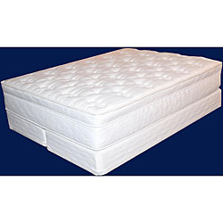 Victoria Visco-plus Softside No-motion King-size Water Mattress System